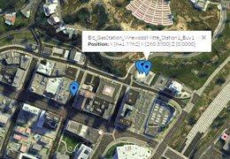 Interaktive Karte im UCP