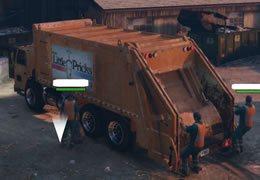 Müllabfuhr Job